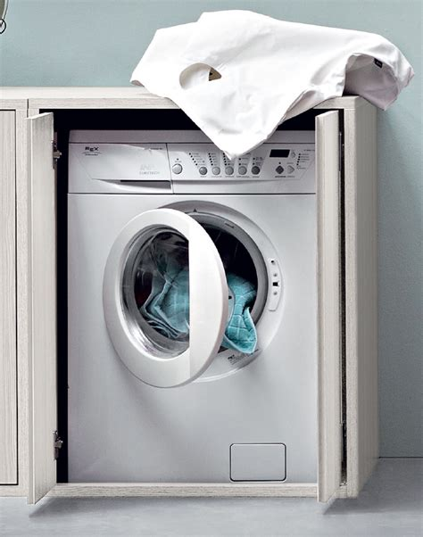 Cabinet For Washing Machine And Dryer by Birex Acqua E Sapone Cabinet For Washing Machine Dryer