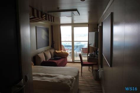 veranda komfort kabine aidaprima rollator wunder und kabinenkonzept schulz auf kreuzfahrt