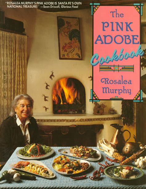 Nm Fe Set Pink pink adobe cookbook review santa fe new mexico restaurant collectibility