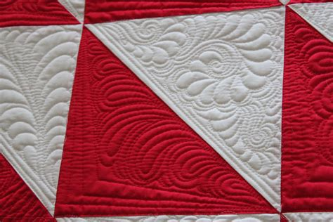 Design A Quilt Machine by Quilting Is Therapy The Paisley Feather Machine
