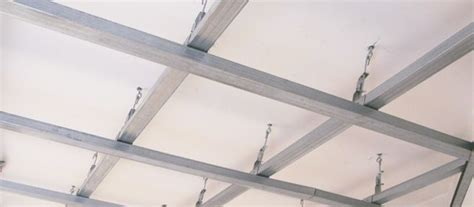 Gypsum Ceiling Installation by Uponor Wall Gypsum Plaster Panel Uponor