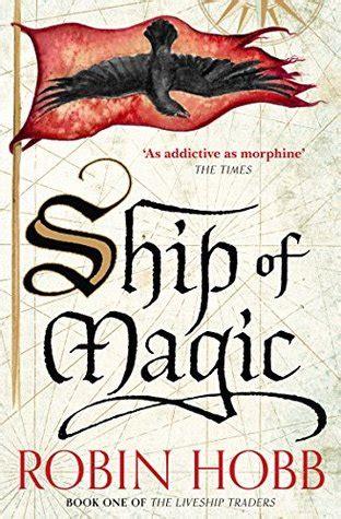 Ship Of Magic ship of magic by robin hobb she reads novels