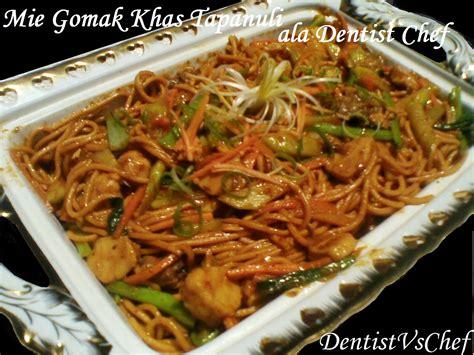Babi Kecap Batak resep membuat mie gomak sumatra utara masakan khas