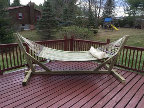 backyard hammock stand best 25 outdoor hammock ideas on pinterest hammock