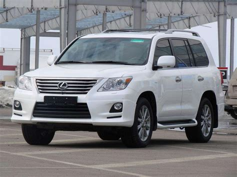 2010 lexus lx 570 information and photos zombiedrive