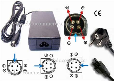 Box Adaptor 5a Kotak Dc Power Supply 5 5 A Er alimentation 12v 5a 4 pin 60w alimentation disque dur