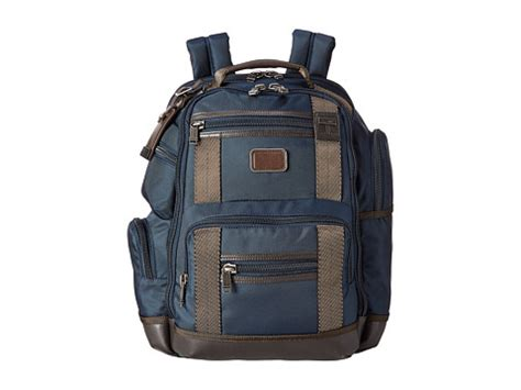 Tumi Kingsville Deluxe Brief Pack 222382nvy2 tumi alpha bravo kingsville deluxe brief pack 174 zappos
