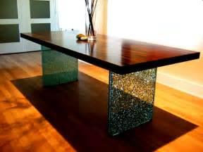 shatter glass table hawley design furnishings