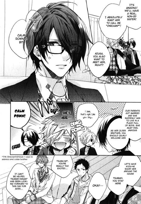 brothers conflict read brothers conflict feat tsubaki azusa 1 brothers