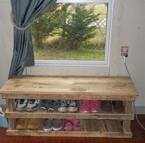 rustic shoe storage bench primitive shoe bench strong wood rustic shoe rack table