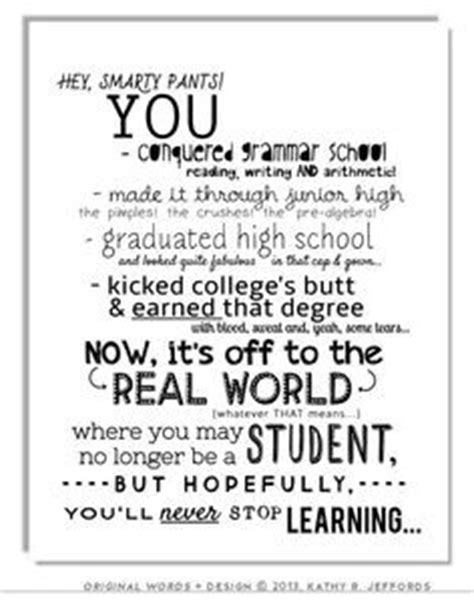 College Graduation Letter To My College Graduation Quotes For Nephew Quotesgram