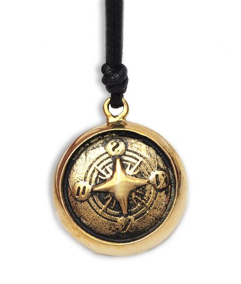 Handmade Brass Jewelry - compass handmade brass necklace pendant jewelry ebay