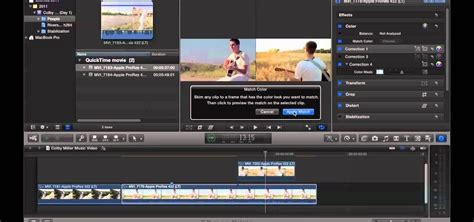 final cut pro how to use how to use the color correction tools in final cut pro x