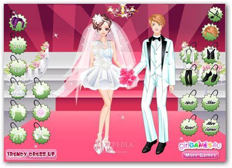 elegant wedding dress up games choices 3 outifts male