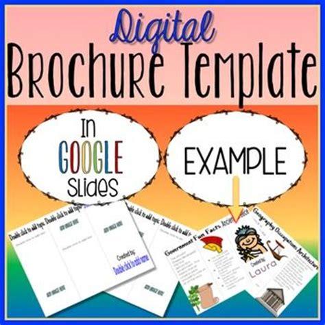 brochure templates google slides 1000 images about brochure leaflet templates on pinterest