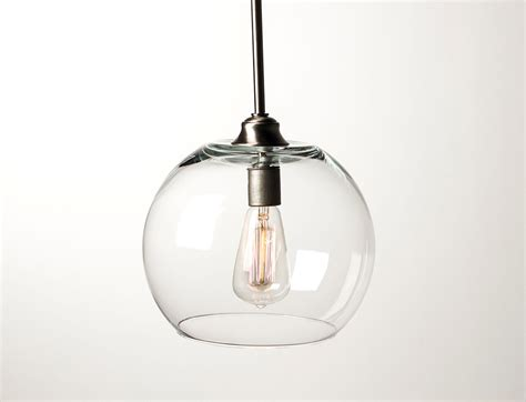 Pendent Light Fixtures Pendant Light Fixture Edison Bulb Large Globe Dan Cordero