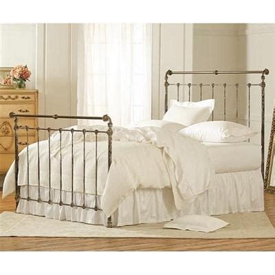 iron sleigh bed 1000 ideas about iron bed frames on pinterest metal