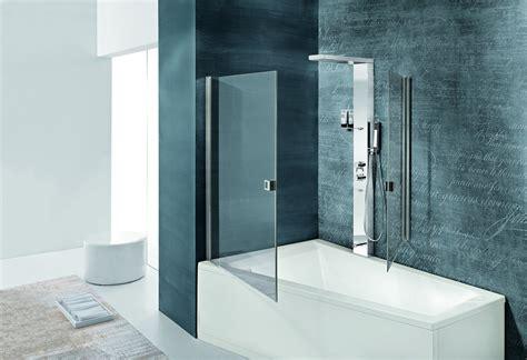 pannelli doccia per vasca salvaspazio la vasca con doccia cose di casa