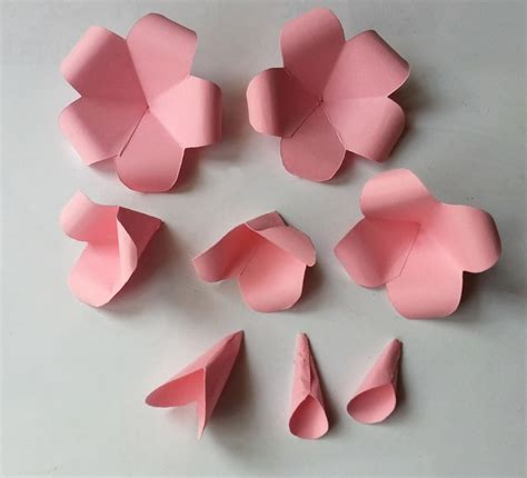 How To Make A Paper Roses In Step By Step - diy paper 183 how to make a flowers rosettes