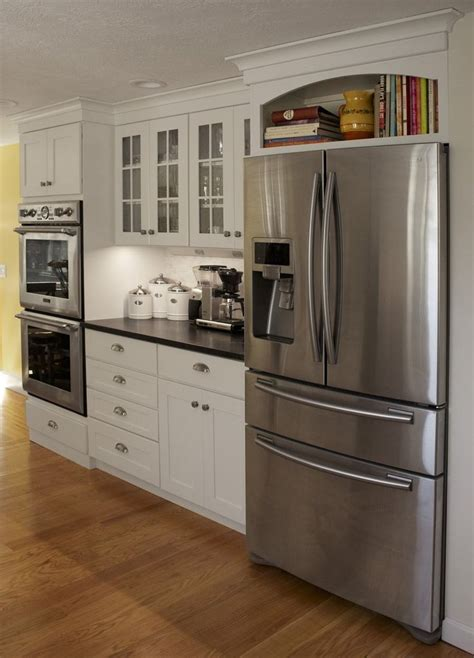 kitchen remodel ideas small spaces galley kitchen remodel for small space fridge gallery