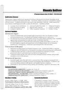 Resume Skill Exles by Functional Skills Resume 171 Career Success 101