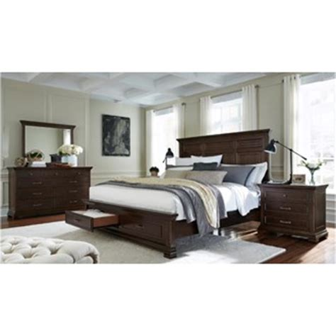 i35 412st aspen home furniture weston bedroom panel