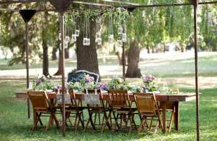 Backyard Wedding Reception Decorations The Everygirl S Backyard Wedding The Everygirl