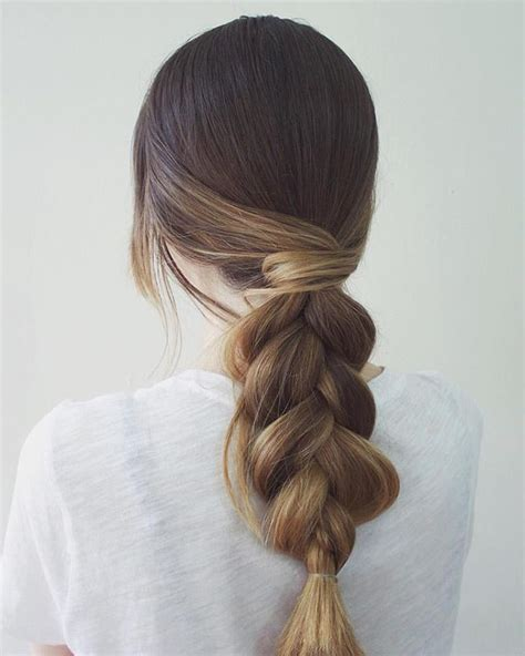 thick braid extensions best 25 thick braid ideas on pinterest pretty braids