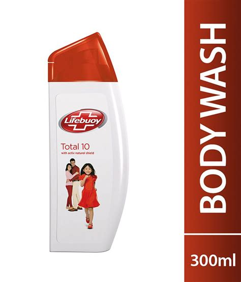 Lifebuoy Mildcare Wash 300 Ml lifebuoy total 10 wash 300 ml buy lifebuoy total 10