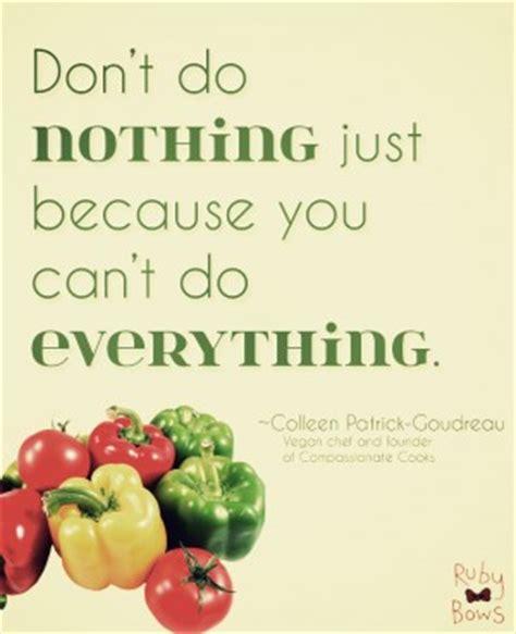 vegetables quotes vegetable quotes quotesgram