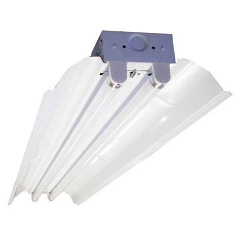 8 Foot 4 L T8 Fixture by T8 Fluorescent T8in Lighting Fixture Aei Lighting 877