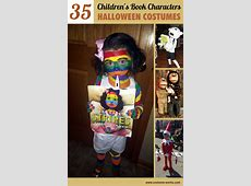 35 Favorite Children's Book Characters Halloween Costumes Funny Group Halloween Costumes Girls