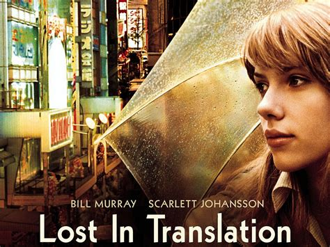 themes lost in translation film 11 films pour voyager ellemixe