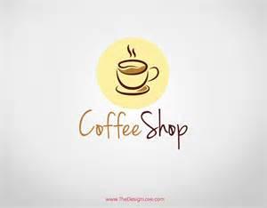 freebie vector coffee shop logo