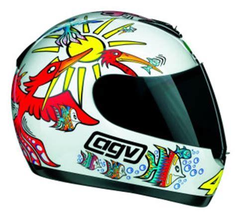 Helm Agv Zoo agv white zoo helmet valencia 2005 helmets