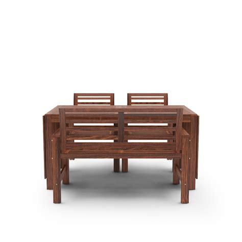 applaro bench free 3d models ikea applaro outdoor furniture series