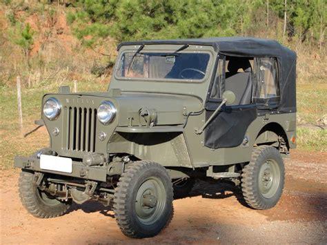Cj3 Jeep 1954 Willys Cj3 Jeep