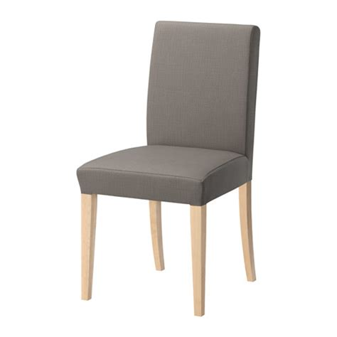 ikea henriksdal armchair henriksdal chair nolhaga gray beige ikea