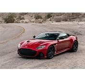 2018 Aston Martin DBS Superleggera Unveiled  Autocar India
