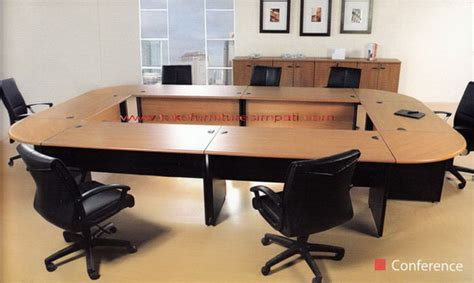 Kursi Rapat Elephant modera c class conference table set toko kasur