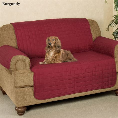 pet loveseat cover microfiber pet furniture covers with tuck in flaps