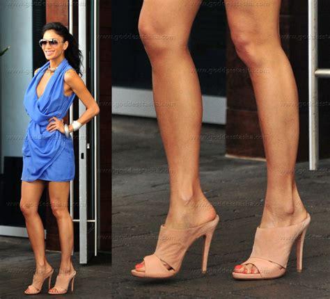 celeb high heel celebrities in sandals only high heels