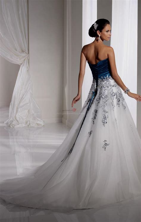 N White Wedding Dresses by Royal Blue N White Wedding Dresses Pin Bridesmaid Royal