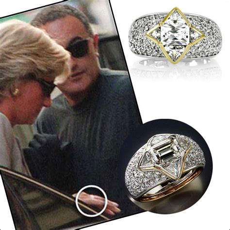princess diana wedding ring replica jewelry ideas