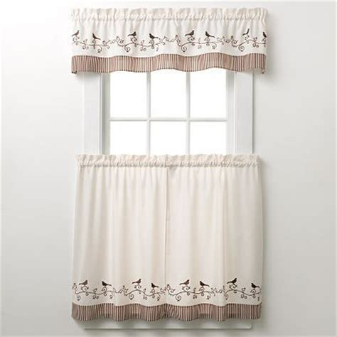 chf and you bird tier kitchen curtains house things