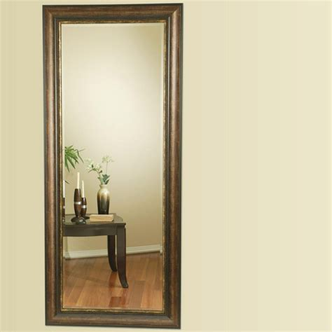 Floor Mirror by Accent Furniture Hallway Room Ornament
