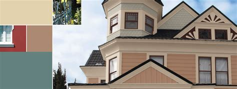 Sherwin Williams Exterior Paint Color Visualizer - exterior historic colors from sherwin williams