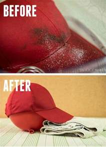 How To Clean A Baseball Hat In The Dishwasher How To Clean Baseball Hats Tutorial The Whoot