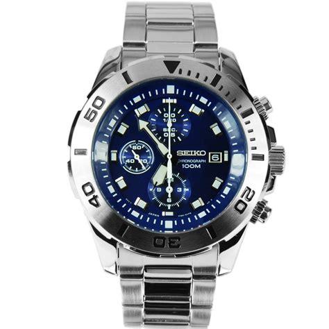 Seiko Chronograph Fb sndd97p1 seiko sports chronograph blue wr 100m