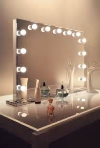 Makeup Mirror With Lights Uk 25 Best Ideas About Mirror With Lights On